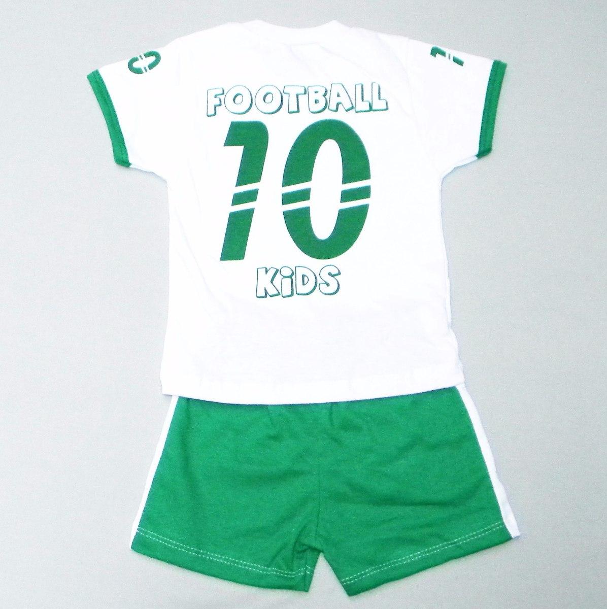 d18bd5ff6b Conjunto Do Palmeiras Infantil