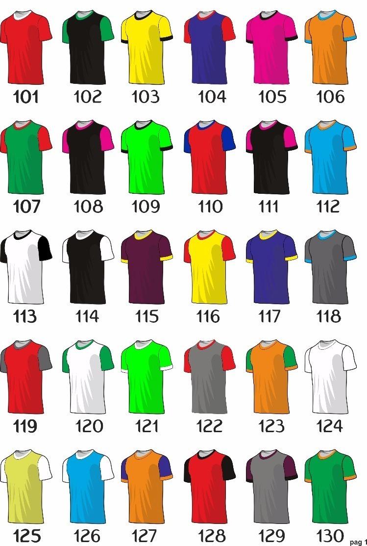 Conjunto Económico  Camiseta 981835af23807