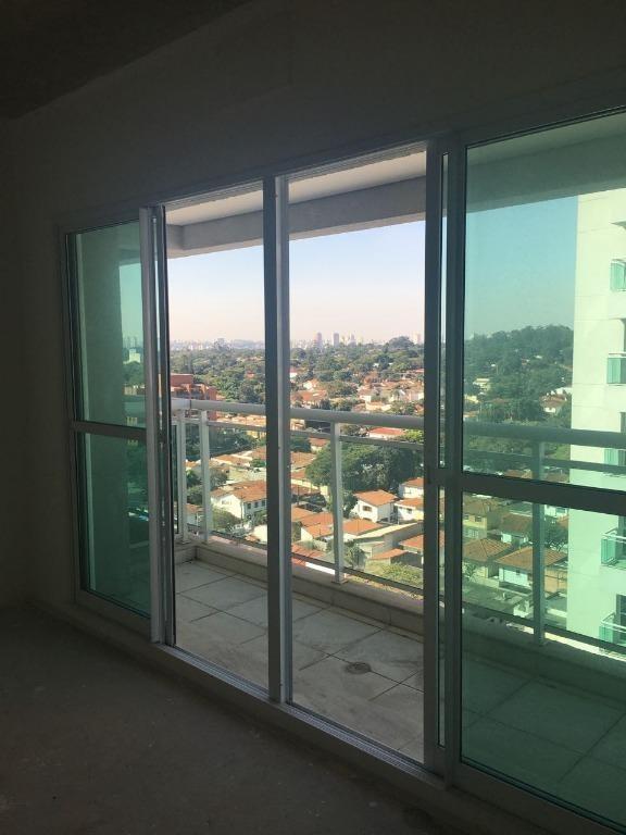 conjunto em alto da boa vista, são paulo/sp de 35m² à venda por r$ 290.000,00 - cj226765