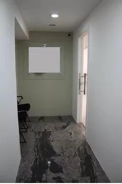 conjunto em centro, santos/sp de 120m² para locação r$ 4.500,00/mes - cj71304