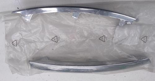 conjunto embellecedores paragolpes del cromados c4 picasso