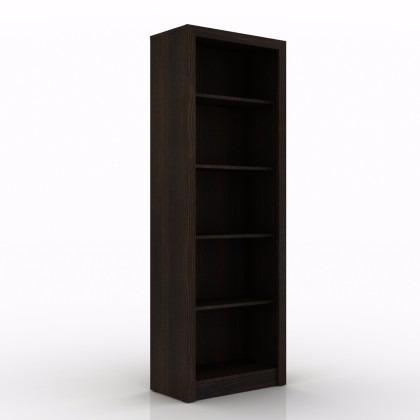 conjunto escritório 3 peças c/ estante e mesa em l barato bm