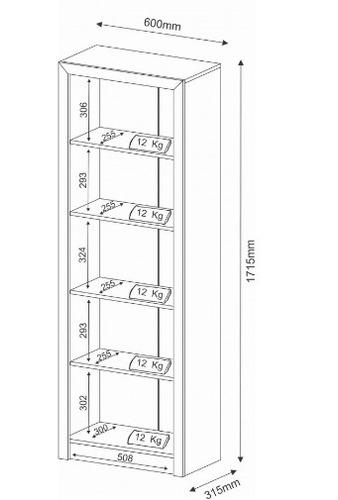 conjunto escritorio office c/ mesa grande em l branco m3