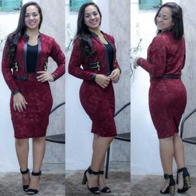 af7684b66755 Conjunto Social Feminino Evangelico - Calçados, Roupas e Bolsas com o  Melhores Preços no Mercado Livre Brasil