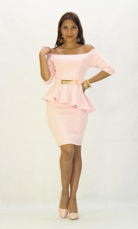5aa0bfb152 Conjunto-falda-blusa-vestido.moda-mujer-duhersh-negro-rosa ...