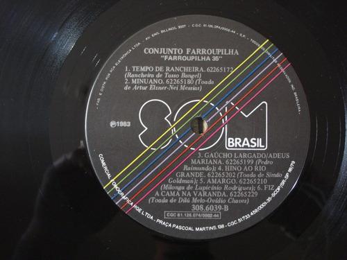 conjunto farroupilha-lp-vinil-farroupilha 35-mpb-sertanejo