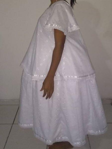Conjunto Fem Laise Roupas  orixás Umbanda candomblé - R  170 b4d8e11c9f286