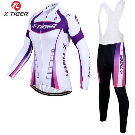 13ad27748 Conjunto Feminino Ciclismo Bike Calça   Camisa - Roupa - R  269