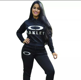 0acff8d28 Conjunto Oakley Feminino - Calçados, Roupas e Bolsas no Mercado Livre Brasil