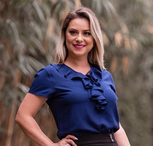 conjunto feminino saia midi lapis blusa moda evangelica
