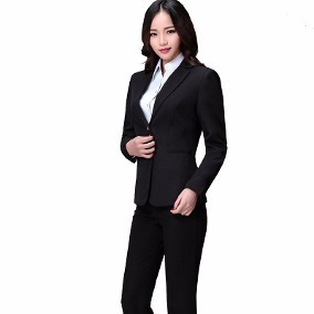 d48ee9e90be156 Conjunto Feminino Social Plus Size/ Blazer+calça Kit8