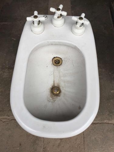 conjunto ferrum bidet + lavatorio