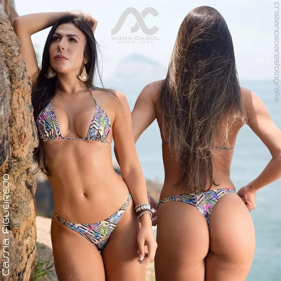 0fdec0b1c0 Conjunto Fio Dental Bikinis Anna Carol Asa Delta Sexy Bac-2 - R$ 99 ...