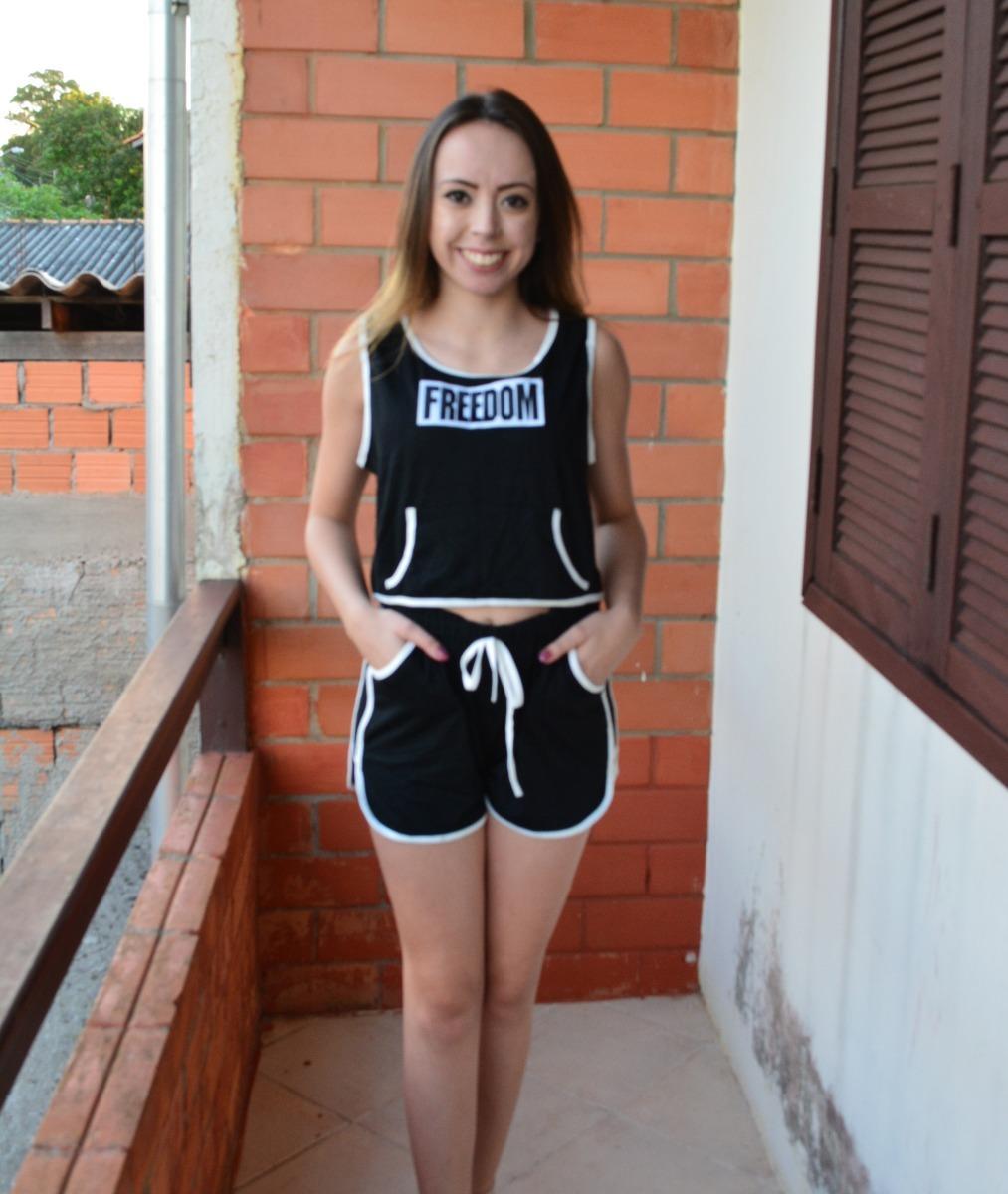 e3bfbcfa43f conjunto fit roupas academia fitness crossfit feminina543. Carregando zoom.
