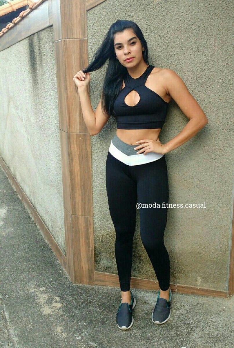 af613e73a Conjunto Fitness Em Poliamida - R  69