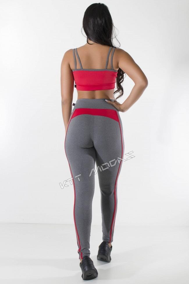 e944cf48a conjunto fitness roupas academia ginástica musculação malhar. Carregando  zoom.