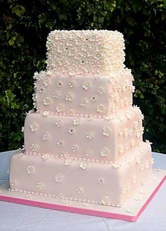 conjunto formas quadradas altas para bolo 4 pçs alum. 8cm
