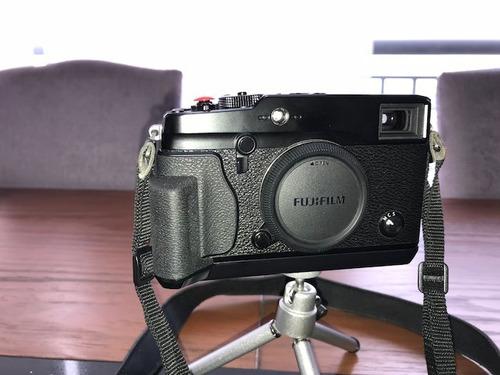 conjunto fujifilm  xpro 1 corpo , lentes e acessórios