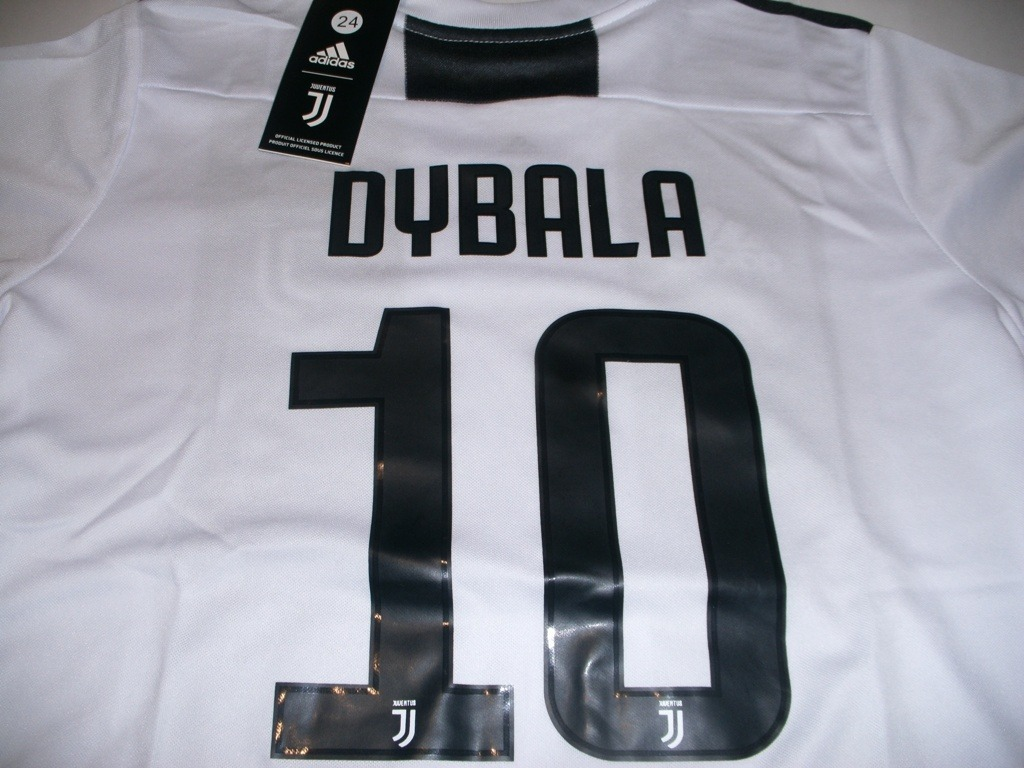 9c7c644edc58d Conjunto Futbol Niño 2019 Juventus Dybala Nuevo -   1.399
