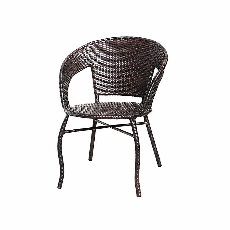 Conjunto garden rattan mesa 4 cadeiras varanda sacada r em mercado livre - Mesas de rattan ...