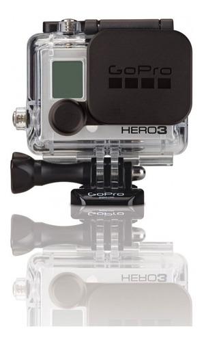 conjunto gopro lentes protetoras e capas hero3+ alcak-302