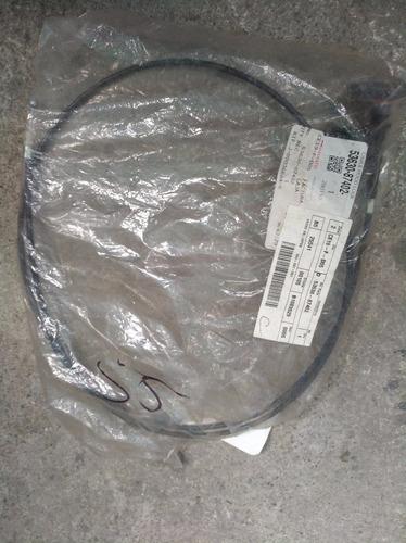conjunto guaya de capot daihatsu terios 2002 - 2007