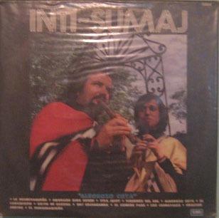 conjunto indoamericano-inti-sumaj - alborozo coya - 1975