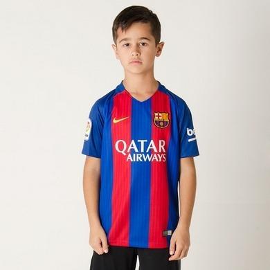 Conjunto Infantil Barcelona -  11 Neymar Jr. - Original - R  79 0d288bf1908f2