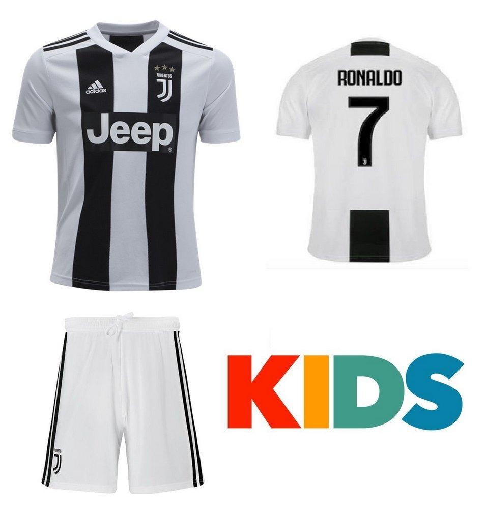 208ced6a97 Conjunto Infantil Da Juventus 2018 (personalizado) - R  64