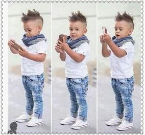 e80aa040a Conjunto Infantil Masculino Calça E Camisa Social Roupa