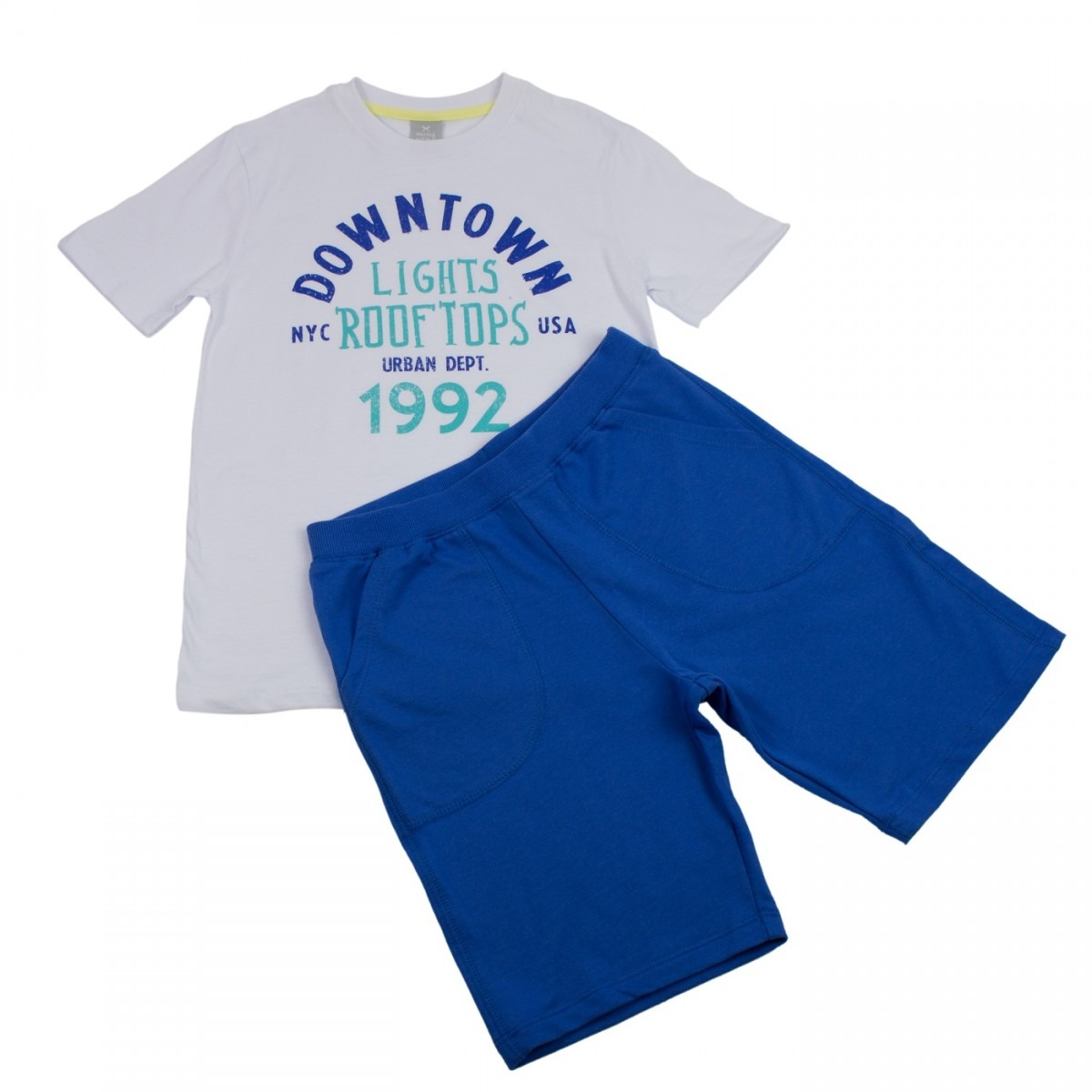 5a7727e5eaf99 conjunto infantil masculino hering kids camiseta e bermuda. Carregando zoom.