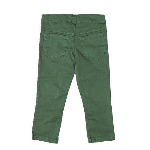 conjunto infantil menino manga longa e calça sarja 02 anos