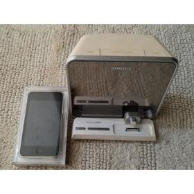 Conjunto iPod 2a Geração E Rádio Relogio Philips Dc190/12