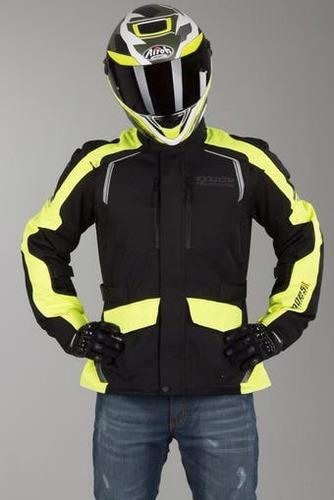 conjunto jaqueta e calça alpinestars andes v2 impermeável