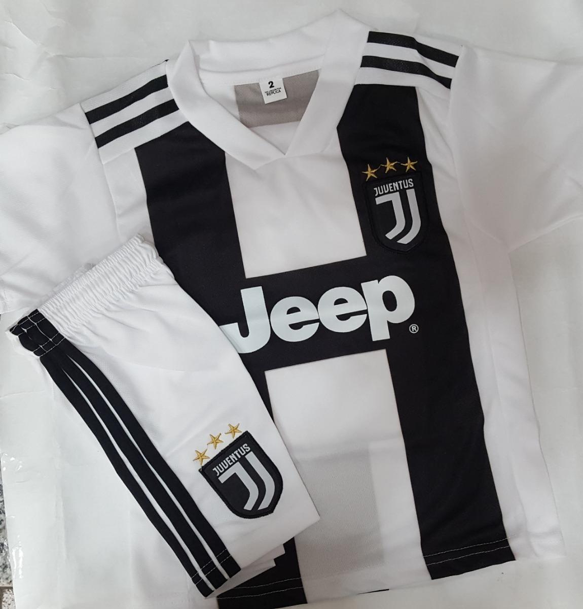 da19661566 conjunto juventus temporada 2018-2019 camiseta y short. Cargando zoom.