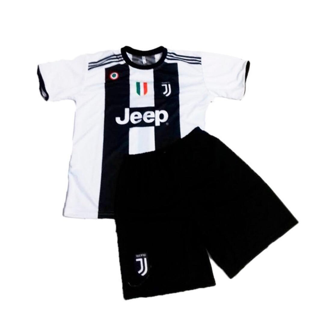 f3795d1570 conjunto juventus uniforme infantil camisa 2018 2019. Carregando zoom.