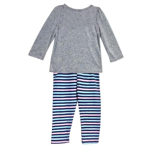 conjunto legging con palyera manga larga (50226)