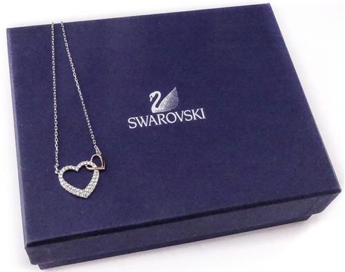 conjunto lovely swarovski original cristales estuche garant.
