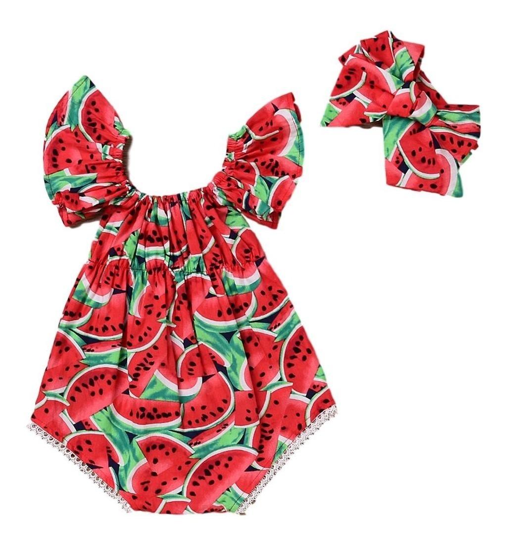 e71035d43eee98 Conjunto Macacão Infantil Menina Verão Moda Frete Gratis