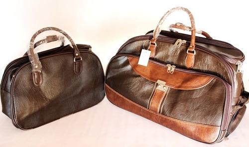 conjunto mala bolsa