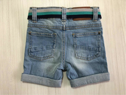 conjunto masculino brandili mundi tamanho 02 polo com jeans