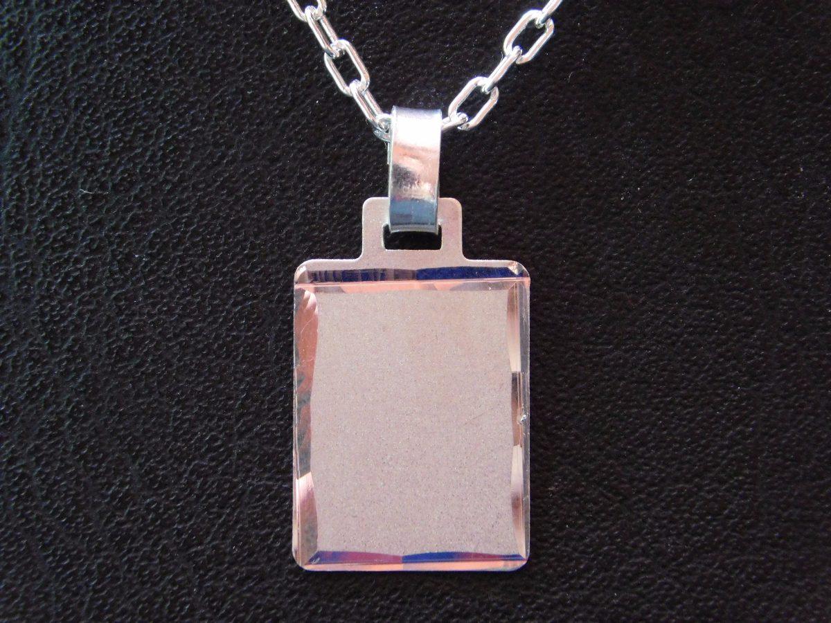 3635c4c8a87b conjunto medalla para grabar plata 925 y cadena forcet. Cargando zoom.