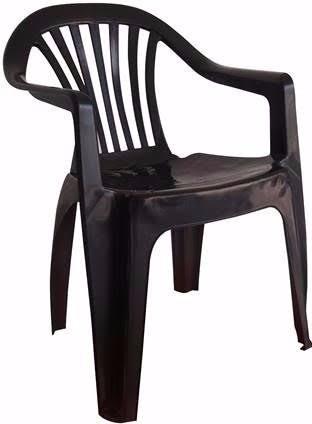 conjunto mesa com 4 cadeiras poltrona plastico preto 4 jogos