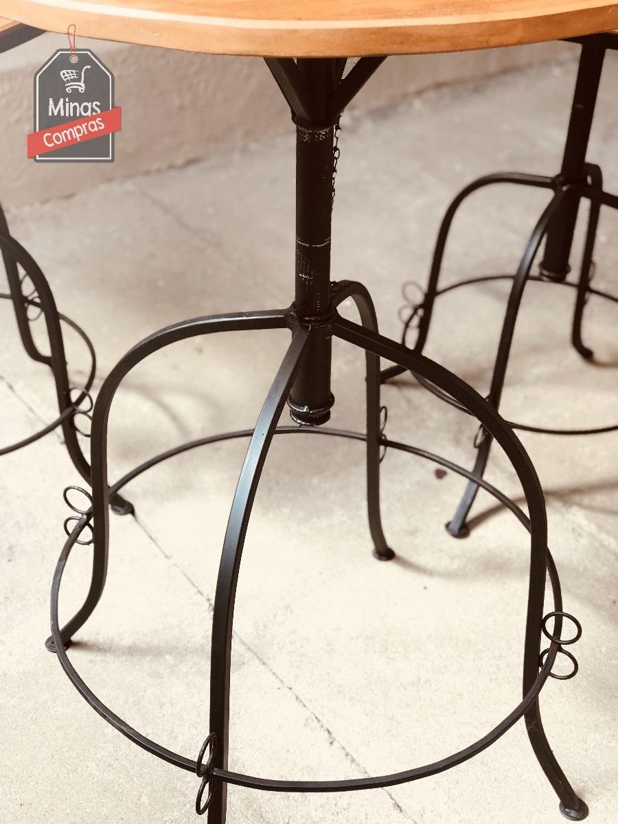 Conjunto Mesa E Cadeiras Cozinha Americana Oferta Rel Mpago R 669