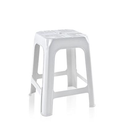 conjunto mesa quadrada branca com 4 banquetas desmontavel