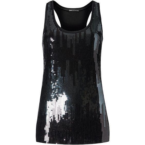 Conjunto Mini Falda Lentejuelas Color Negro Nuevo - Bs. 15.900 ab9d7bbab3a7