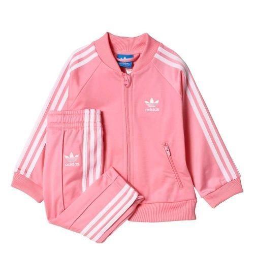 : adidas Originals SST Conjunto de traje de bebé