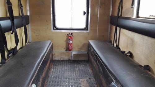 conjunto módulo e carroceria transporte de passageiros