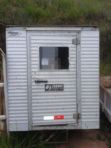 conjunto módulo passageiros jardel / carroceria   cabine