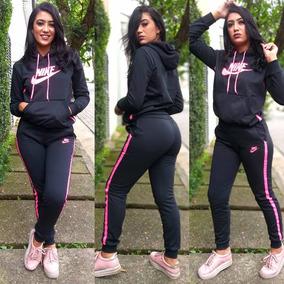 ed62aa1954a Kit 10 Conjunto Moletom Feminino adidas Ou Nike Atacado Blus